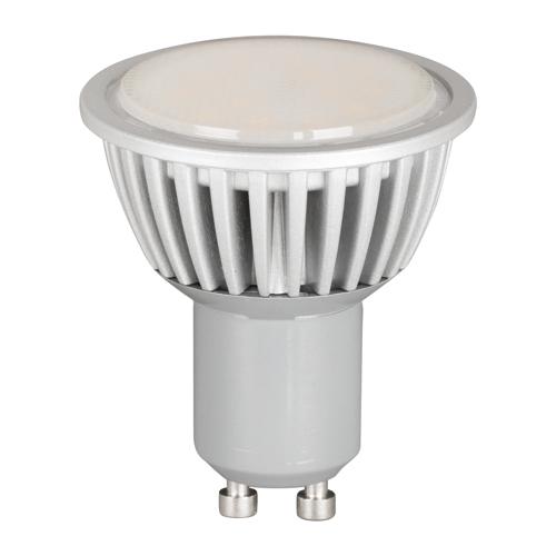 ULTRALUX - LG22010642 LED ЛУНИЧКА 6W, GU10, 4200K, 220V, НЕУТРАЛНА СВЕТЛИНА