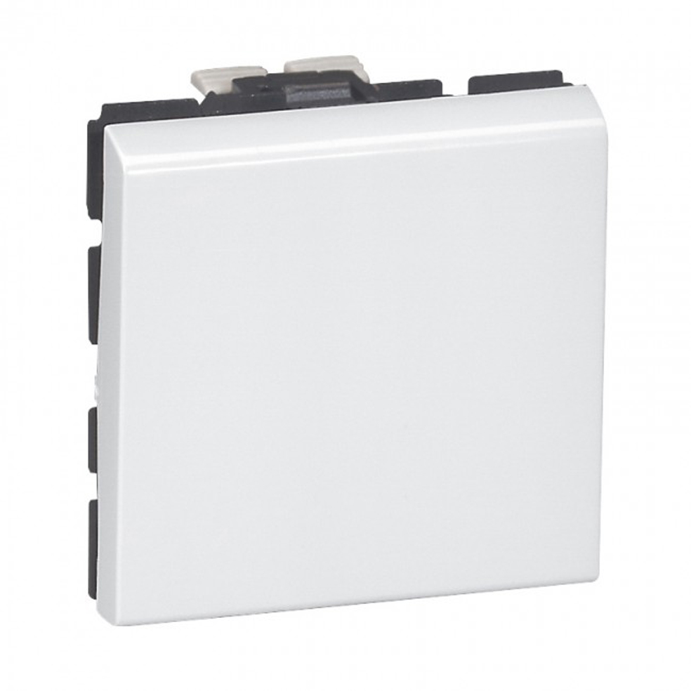 LEGRAND - 77021 Intermediate switch Mosaic - 10 AX - 250 V~ - 2 ...