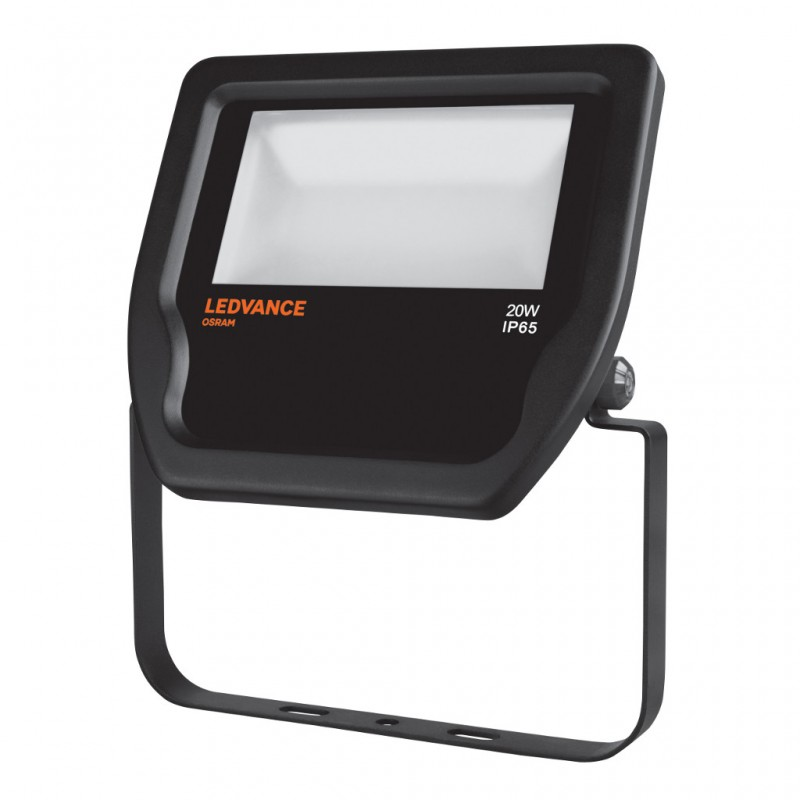 OSRAM - Led прожектор LEDVANCE Floodlight 20W/4000К IP65 черен