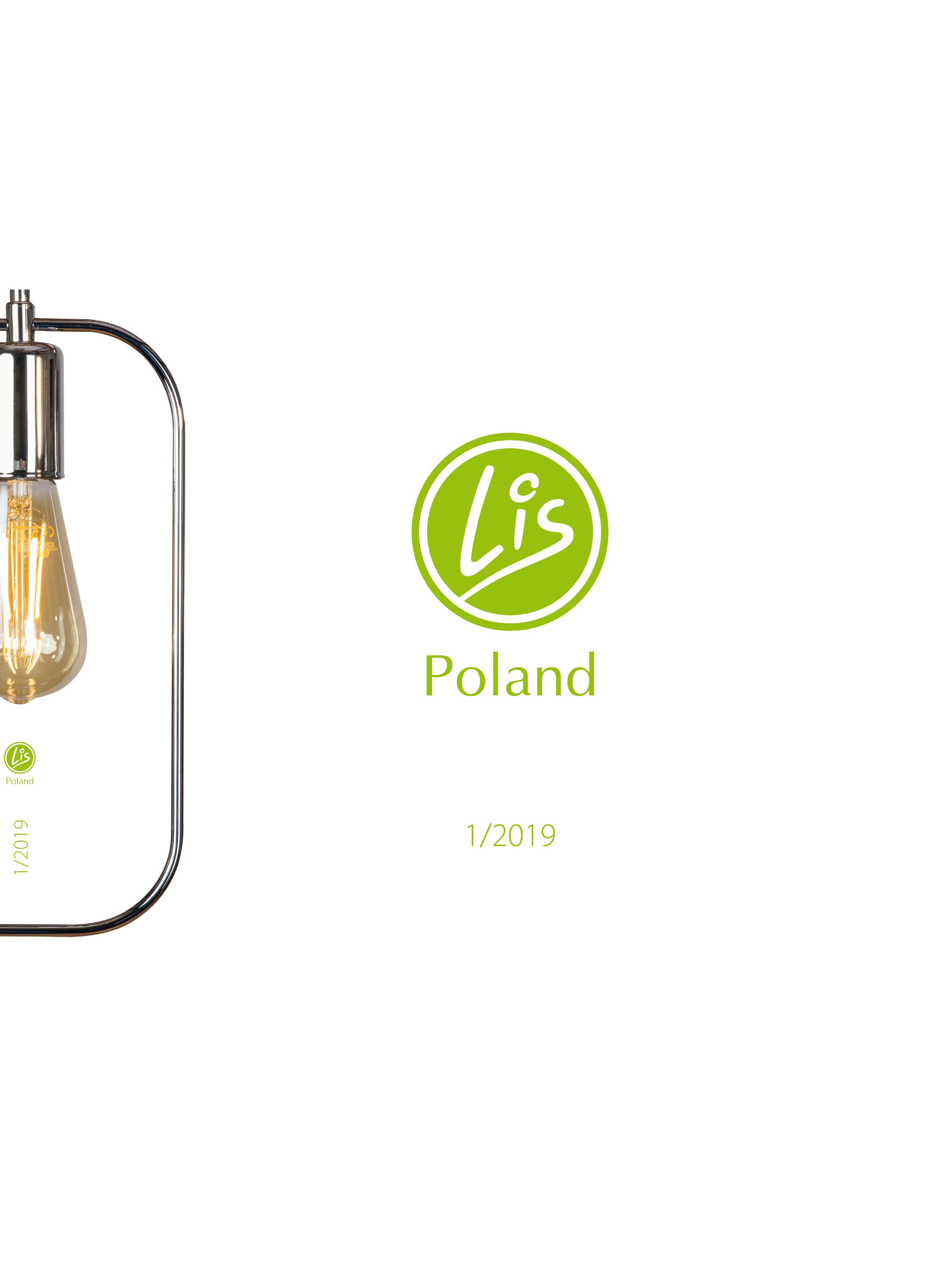 Lis Lighting 2019