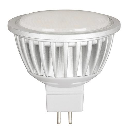 ULTRALUX - LG1216627 LED луничка димираща 6W, MR16, 2700K, 12V DC, топла светлина