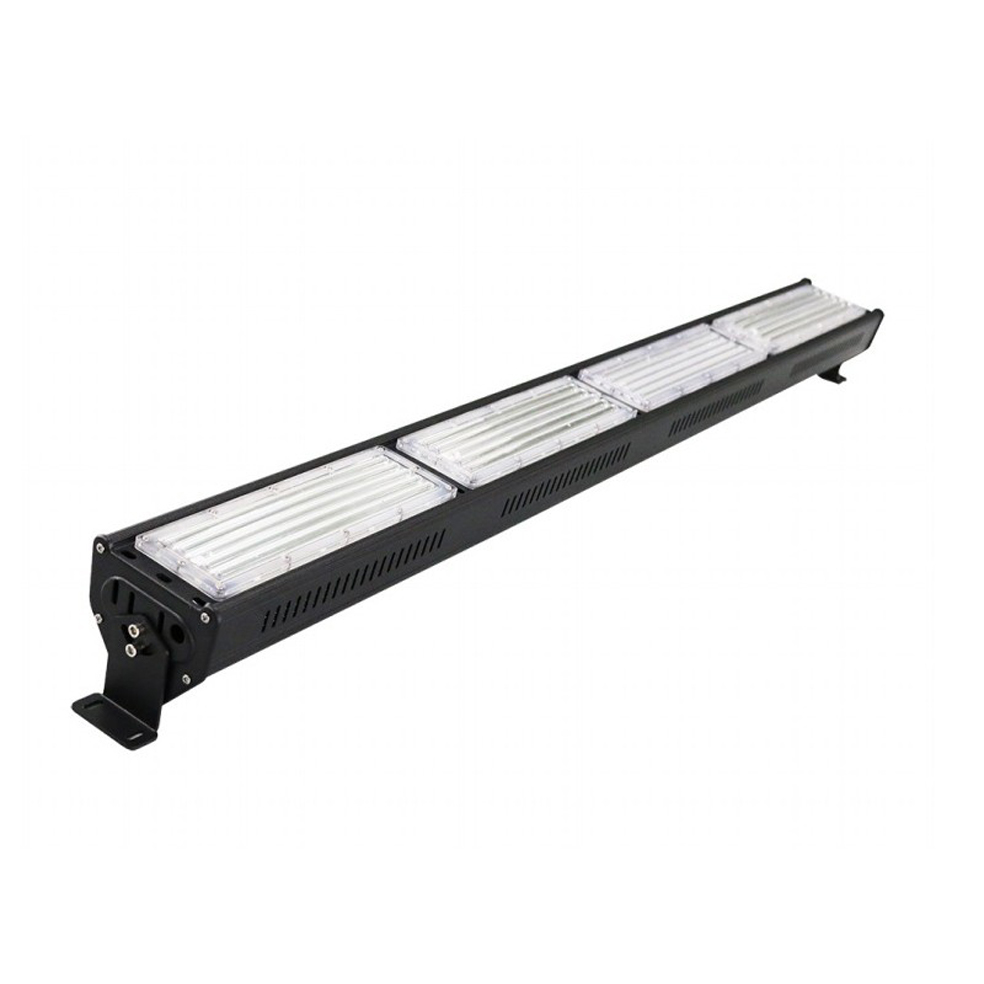 200W LED Linear High Bay Black Body Natural White