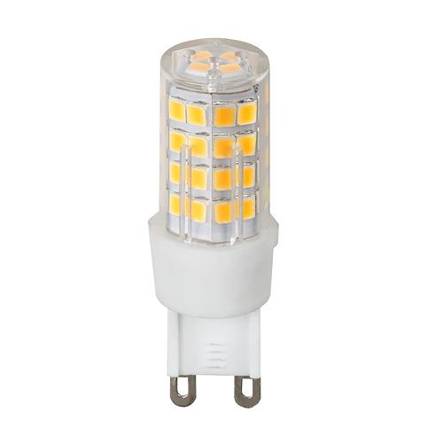 ULTRALUX - LPG9327 LED лампа 3W, G9, 2700K, 220 V AC, топла светлина, SMD 2835