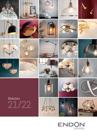 Endon Lighting Directory 2021/22