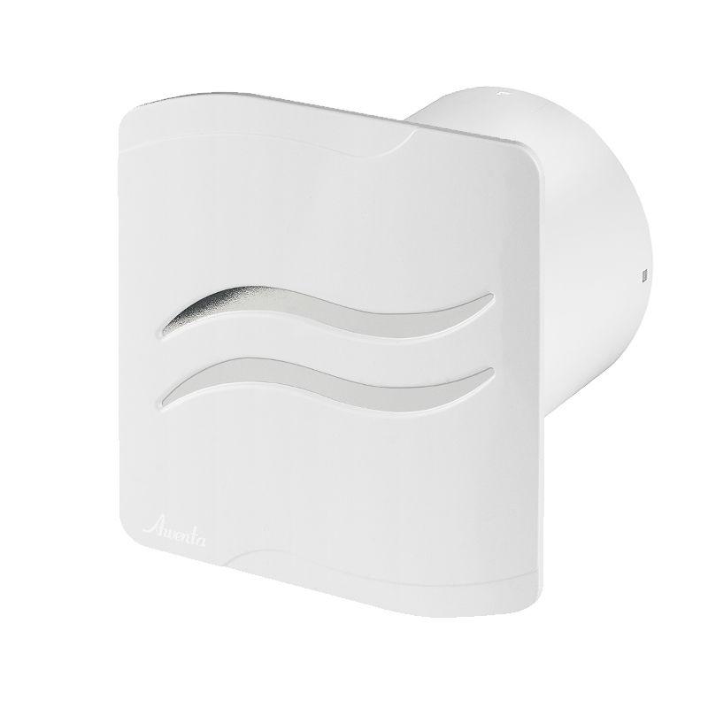 AWENTA - Вентилатор Awenta-S-Line  бял панел WSB100