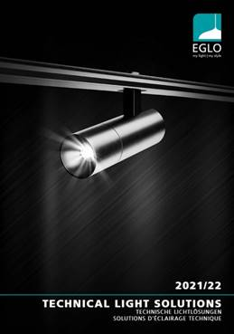 EGLO Technical light solutions 2021/22