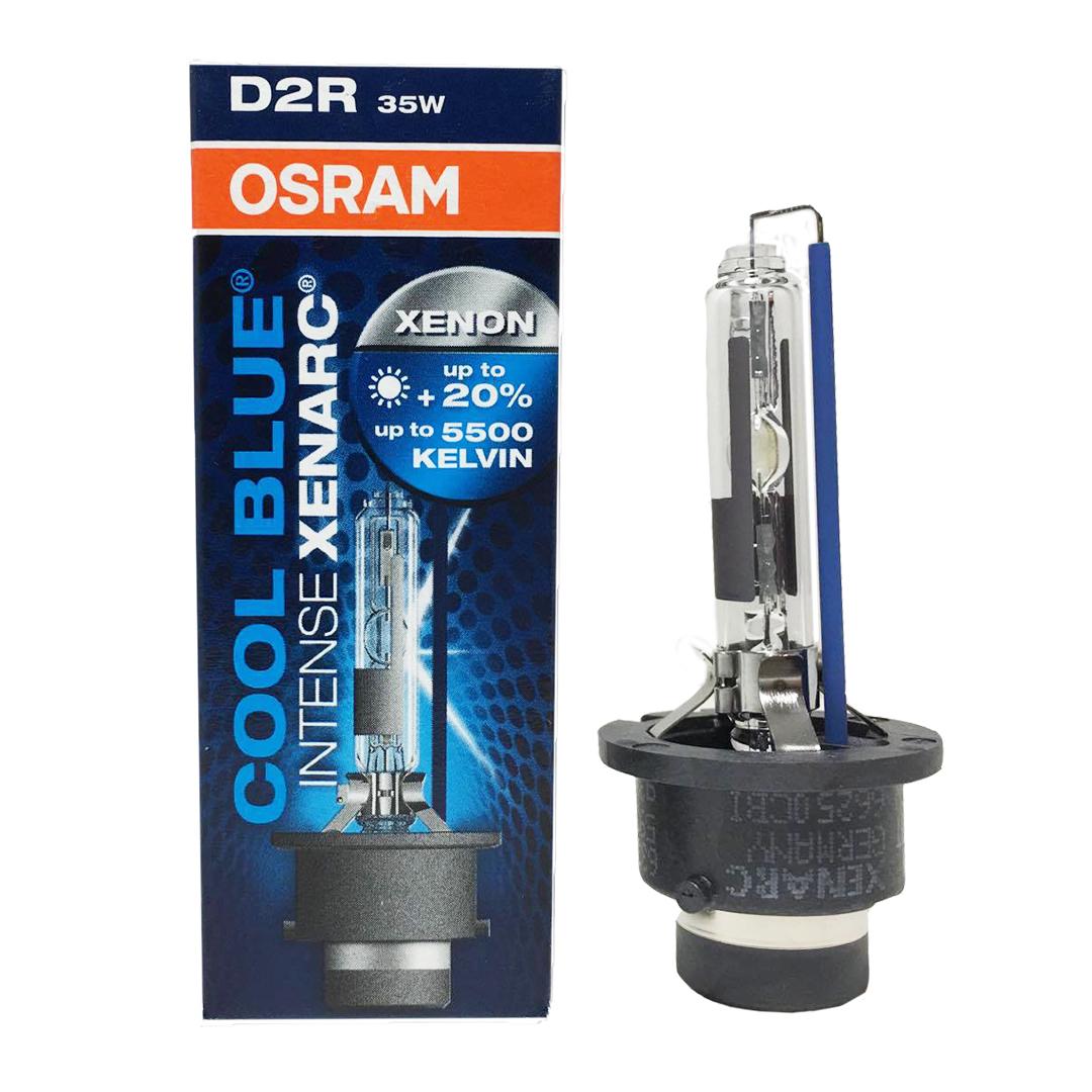 OSRAM - COOL BLUE Intense 66250CBI D2R
