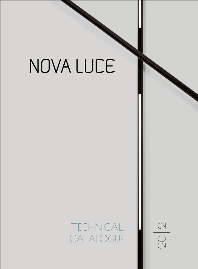 Nova Luce Техническо осветление 2020-21