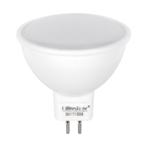 ULTRALUX - LN22016327 LED ЛУНИЧКА 3W, MR16, 2700K, 220V AC, ТОПЛА СВЕТЛИНА
