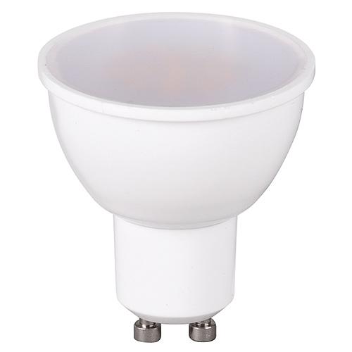 ULTRALUX - LD22010627 LED луничка 6W, GU10, 2700K, 220V, топла светлина
