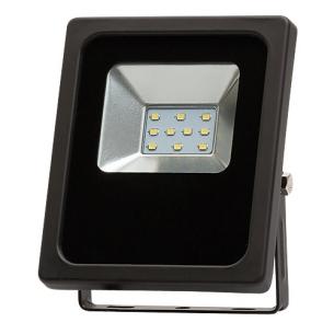 ULTRALUX - SPN2201027 LED ПРОЖЕКТОР СЛИМ ТОПЛА IP65 90-260V 120° 10W SMD 2835