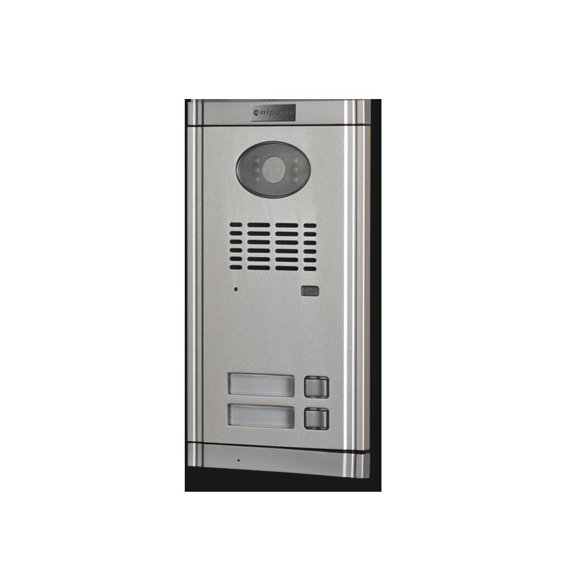 NIPPON - Цветно видеотабло за домофонна система Nippon CM-02NE-C (1x2)