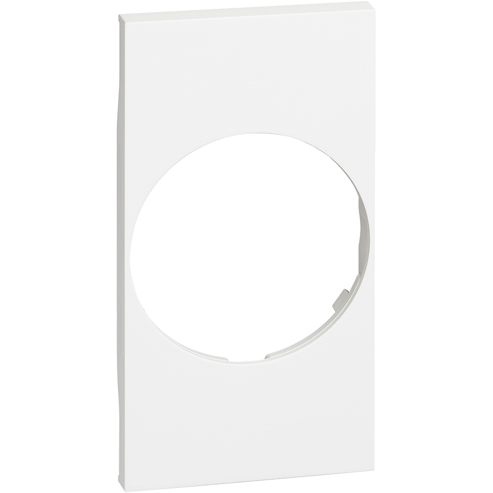 BTICINO - Лицев панел за контакт ШУКО 2 мод. цвят бвлоLiving Now Bticino KW04