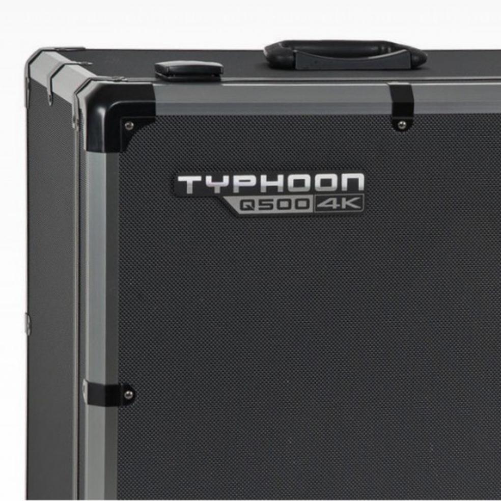 YUNEEC - Дрон Yuneec Typhoon Q500 4K комплект с алуминиев куфар (6)