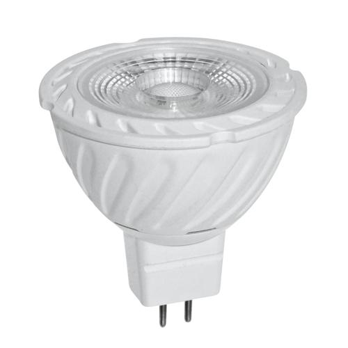 ULTRALUX - LC1216627 LED луничка димираща 6W, MR16, 2700K, 12V AC/DC, топла светлина,COB