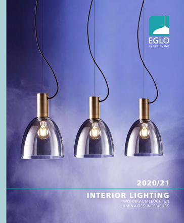 EGLO Interior Lighting 2020-2021