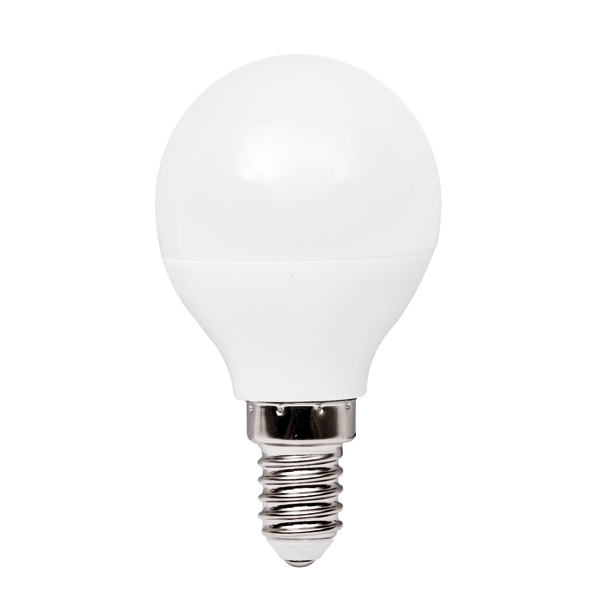 ULTRALUX - LBB31427 LED ТОПКА 3W, E14, 2700K, 220V, ТОПЛА СВЕТЛИНА