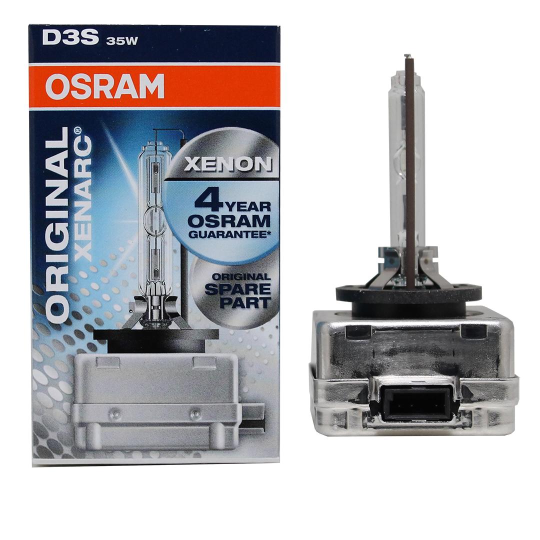 OSRAM - Xenarc ORIGINAL 66340 D3S