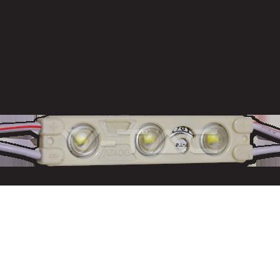 V-TAC - LED Модул 3LED SMD2835 Зелен IP65 SKU: 5123 VT-28353