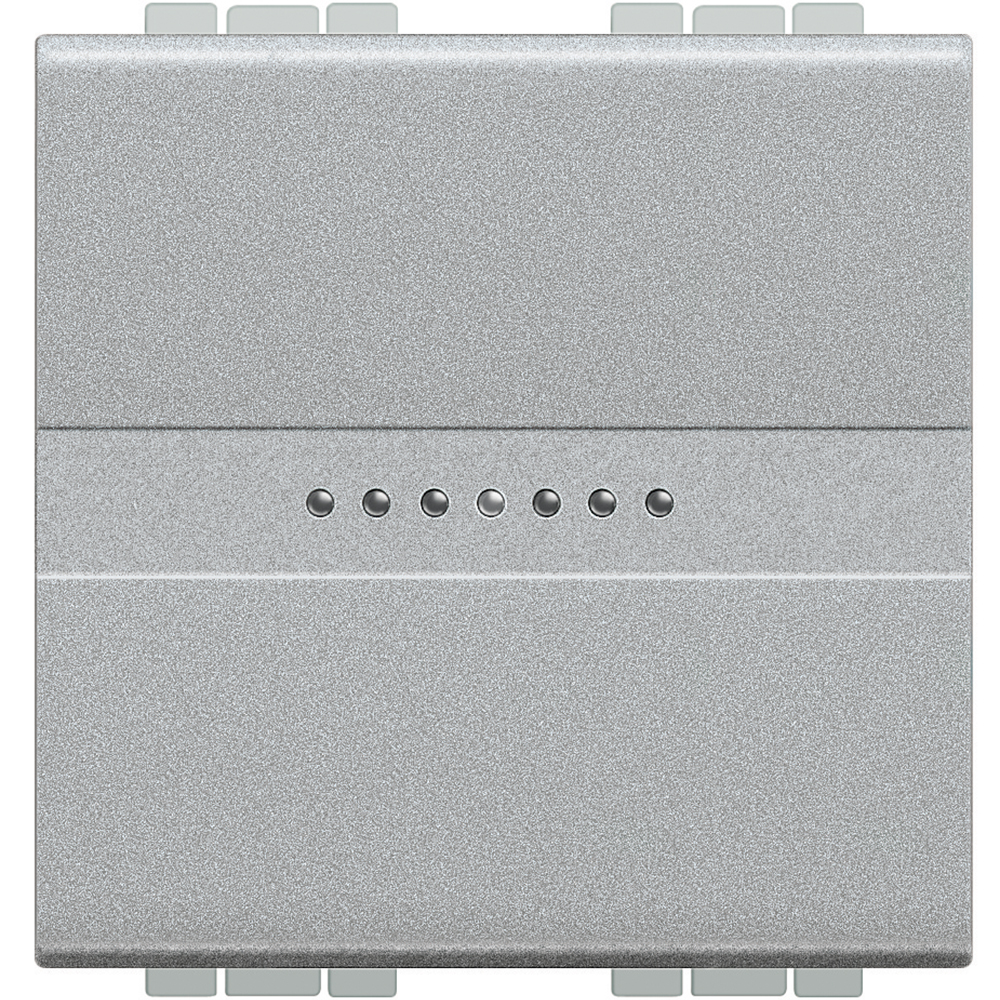 Bticino Nt4051m2an One Way Switch 1p 10 Ax 250 Vac Axial 2 For Speakers Automatic Terminal Module Tech