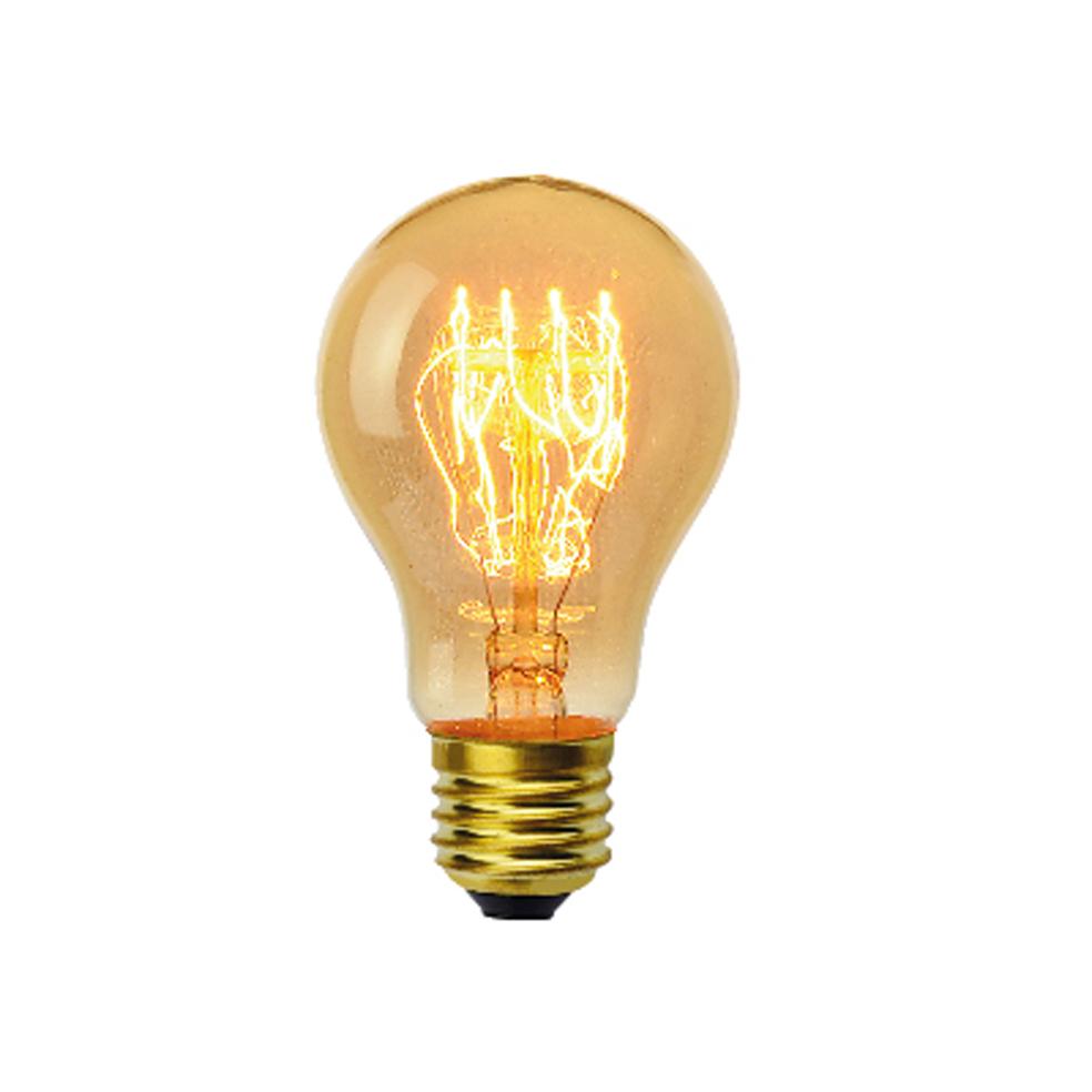 VITO - Декоративна филаментна лампа Decoart А60 40W VT 1010950