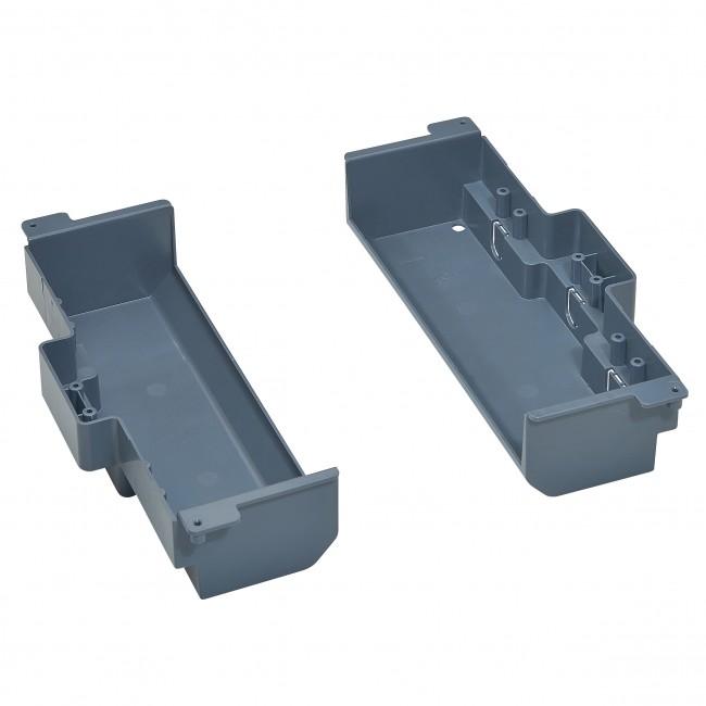 LEGRAND - 88027 Защитни конзоли за вертикална подова кутия 12М (2х6) 088024 / 088124
