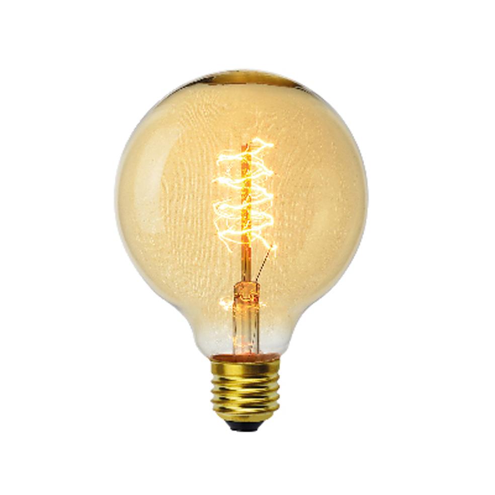 VITO - Декоративна филаментна лампа Decoart G95 40W VT 1010920