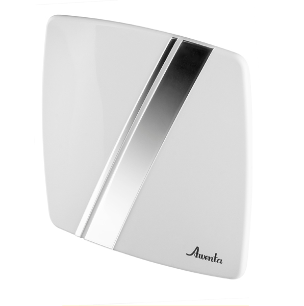 AWENTA - Вентилатор Awenta-Linea бял панел WLB100