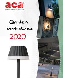 ACA Lighting Garden 2020