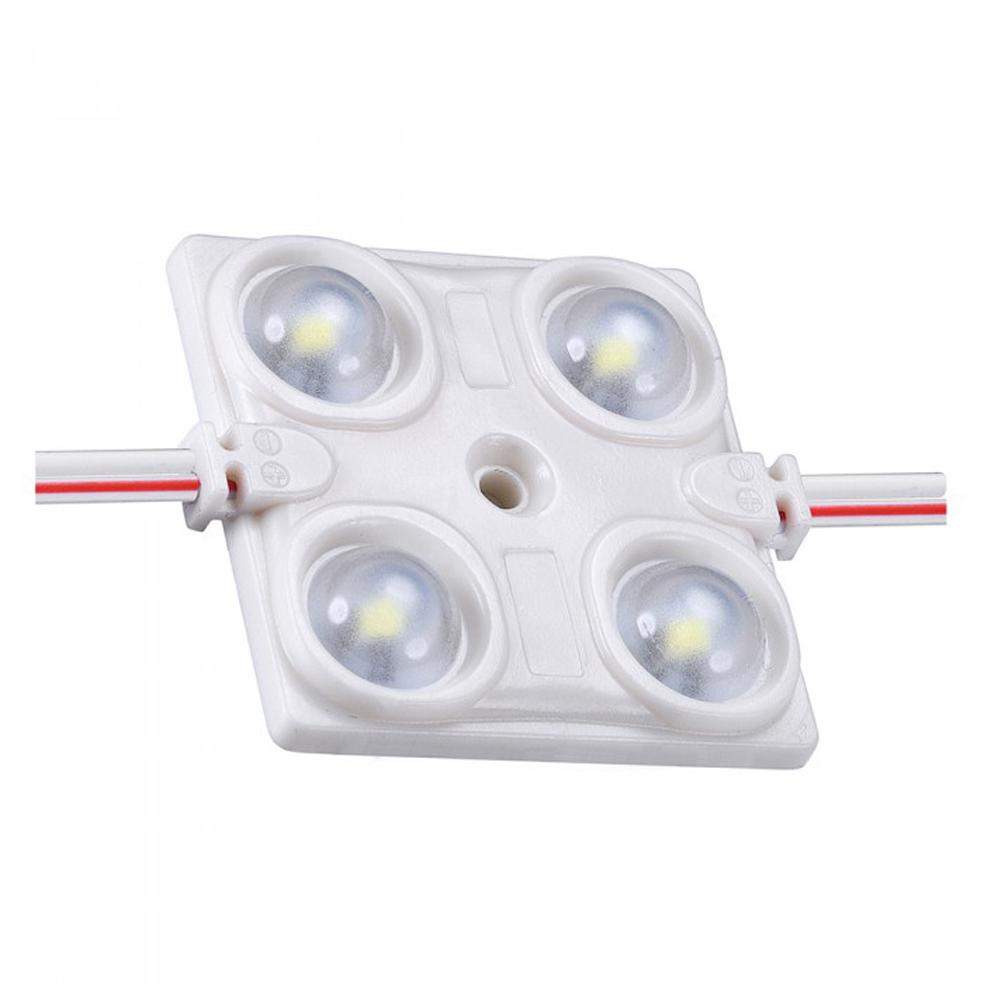 V-TAC - LED Модул 1.44W 4LED SMD2835 Зелен IP68 SKU: 5133 VT-28356