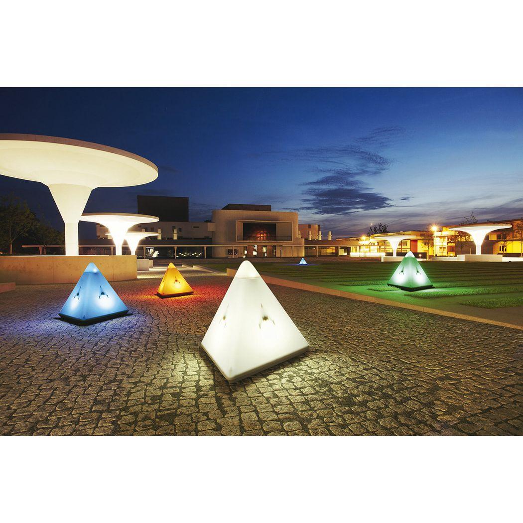 SLV - Светаща музикална пирамида MAKE01 228081  (1)