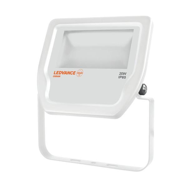 OSRAM - Led прожектор LEDVANCE Floodlight 20W/3000К IP65 бял