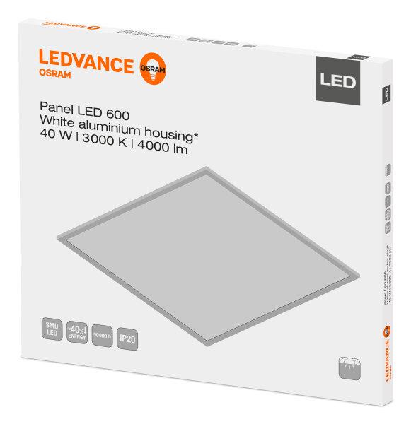 OSRAM - LED ПАНЕЛ 600 40W 3000K (2)