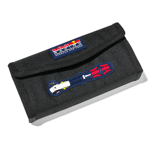 Wera 05227701001 Red Bull Racing Zyklop Speed Ratchet 1