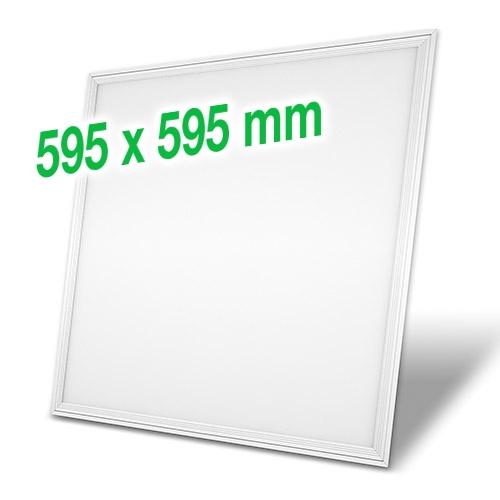 ULTRALUX - LP220664560 LED ПАНЕЛ, КВАДРАТ, 45W, 6000K, 220V, СТУДЕНА СВЕТЛИНА