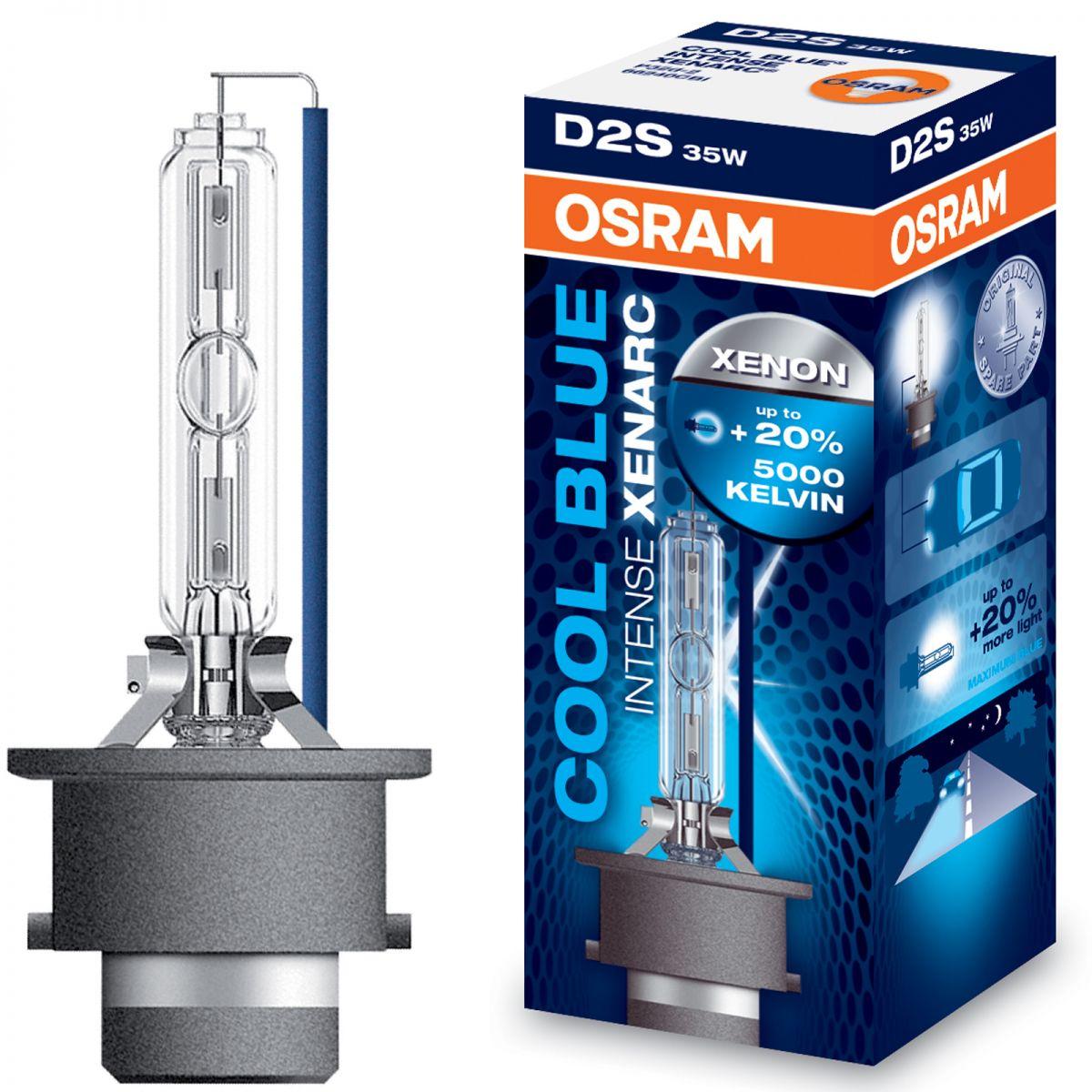 OSRAM - COOL BLUE Intense 66240CBI D2S