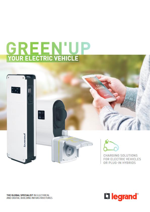 Green Up Premium Зарядни станции