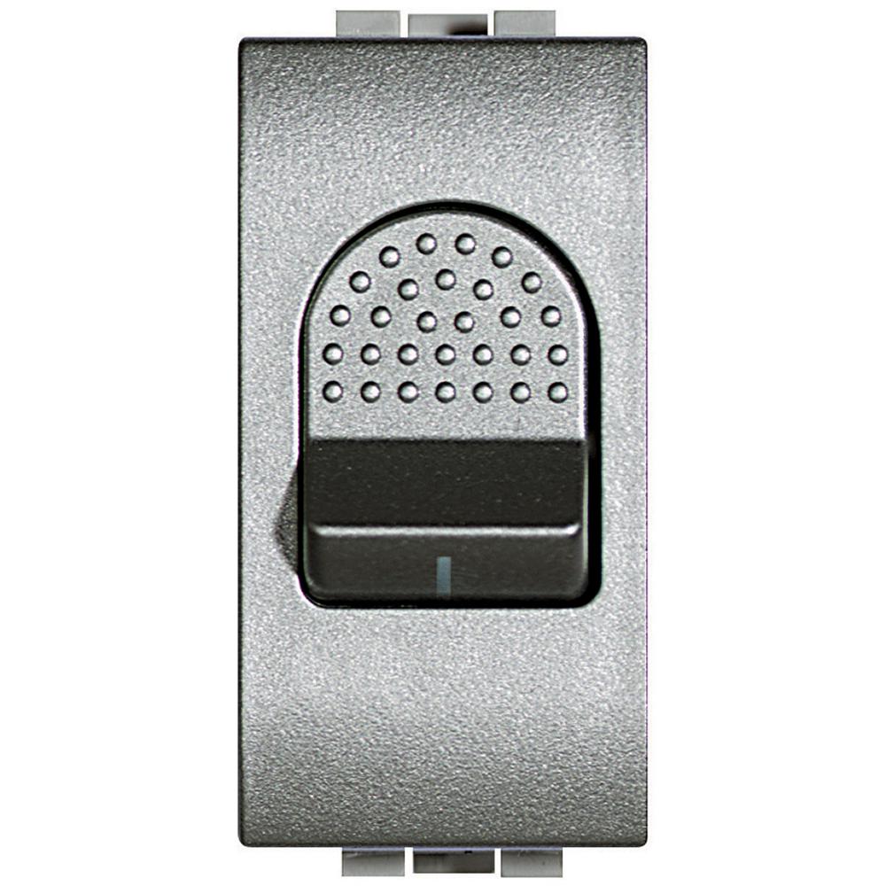 BTICINO - NT4011 Двуполюсен ключ 32А Алуминий