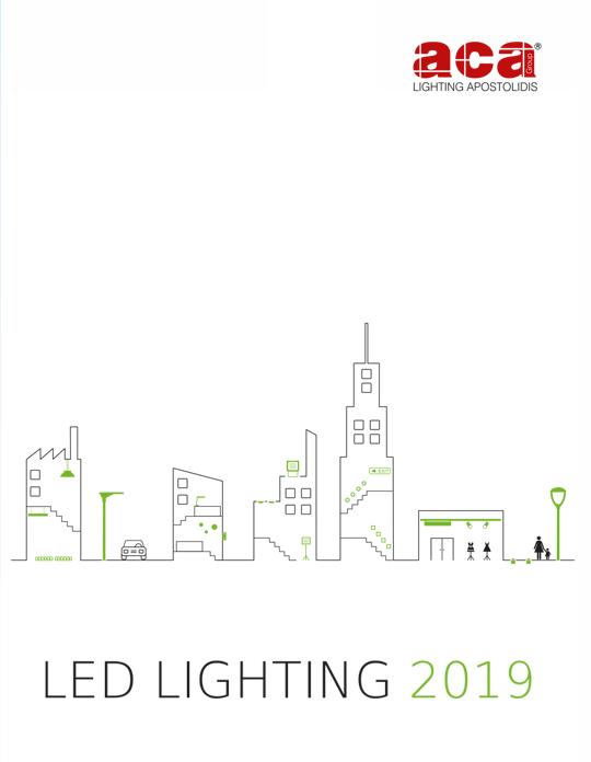 Aca Lighting LED осветление 2019