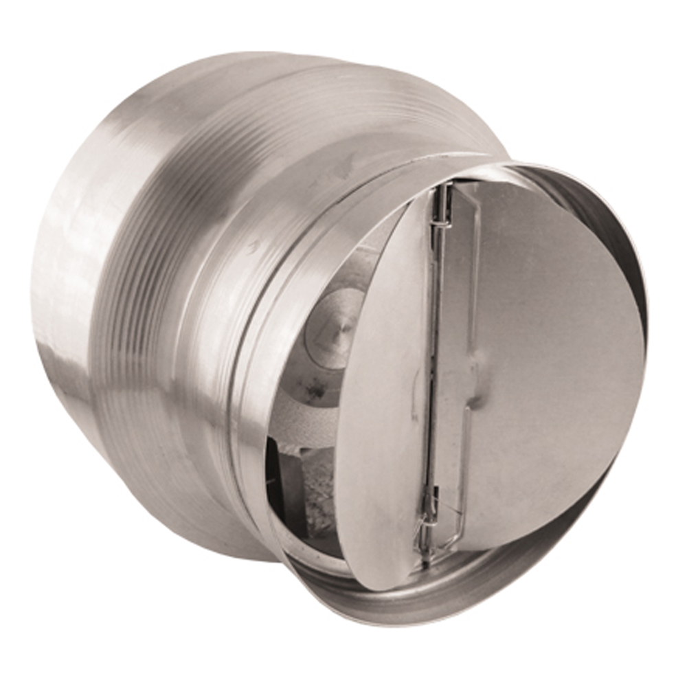 MMOTORS - Канален вентилатор ВОК150/120 + клапа