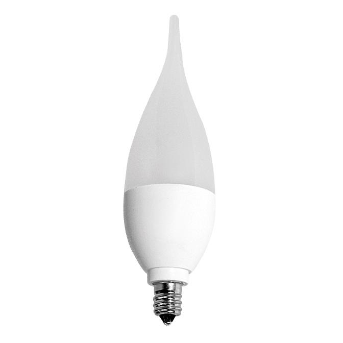 ULTRALUX - LF51442 LED пламък 5W, E14, 4200K, 220V AC, неутрална светлина, SMD 2835