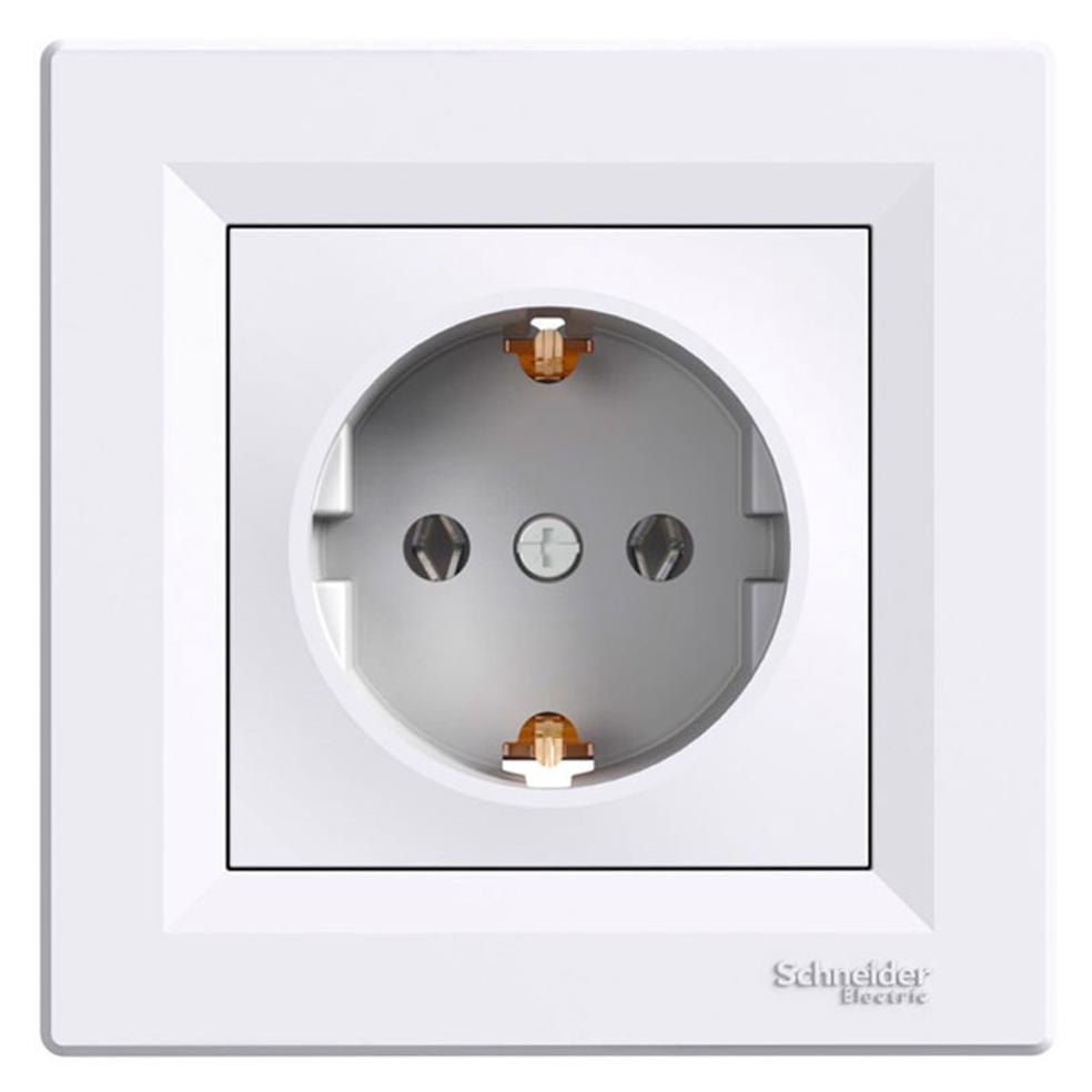 Schneider Electric Eph2900221 Asfora Single Socket