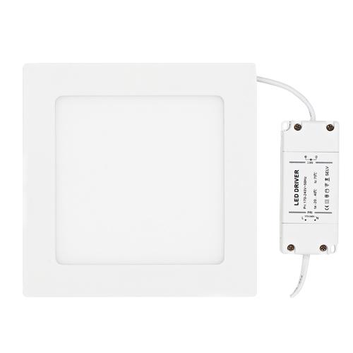 ULTRALUX - LPSB2202442 LED ПАНЕЛ ЗА ВГРАЖДАНЕ, КВАДРАТ, 24W, 4200K, 220V, НЕУТРАЛНА СВЕТЛИНА, SMD5730
