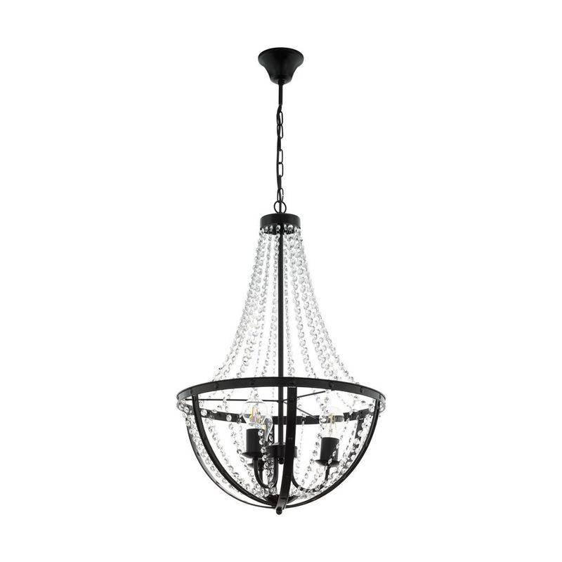 eglo pendant luminaire 49539 barnaby 1. Black Bedroom Furniture Sets. Home Design Ideas