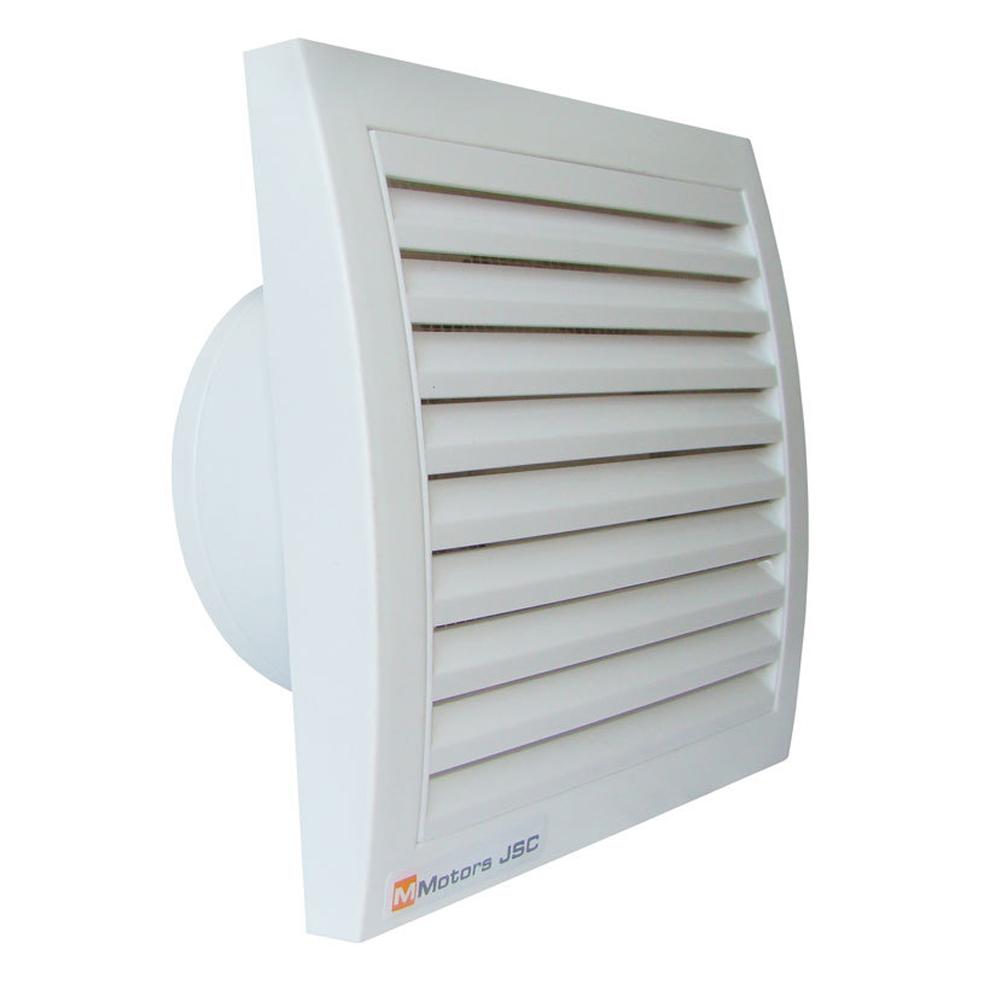 MMOTORS -  Вентилатор ММ100кв с клапа