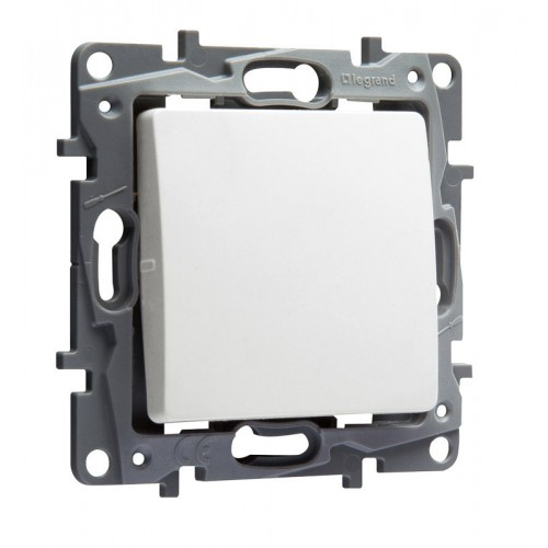 LEGRAND - 764501 NILOE  Девиаторен ключ бял сх.6