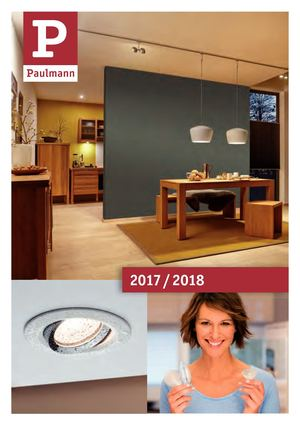 Paulmann 2017-2018