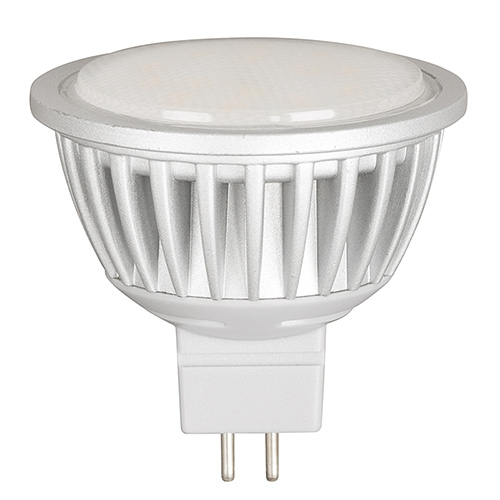 ULTRALUX - LG22016627 LED ЛУНИЧКА 6W, MR16, 2700K, 220V, ТОПЛА СВЕТЛИНА