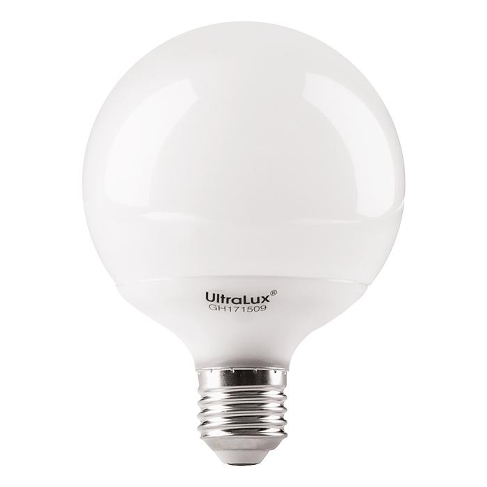 ULTRALUX - LB12E2727 LED ТОПКА 12W, E27, 2700K, 220V, ТОПЛА СВЕТЛИНА