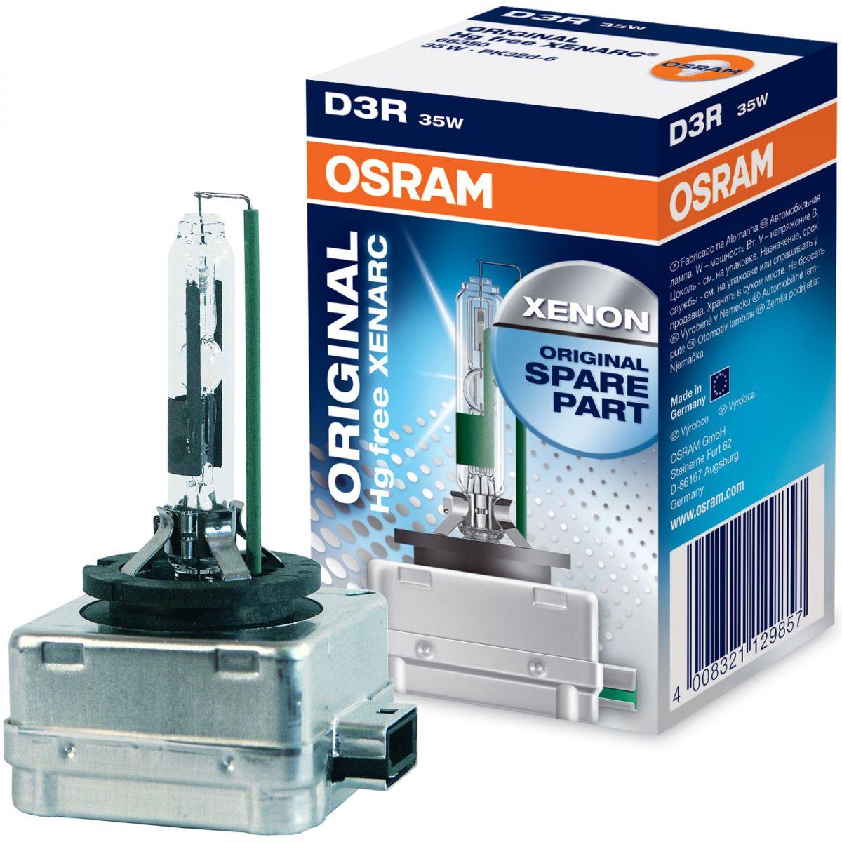 OSRAM -  Xenarc ORIGINAL 66350 D3R